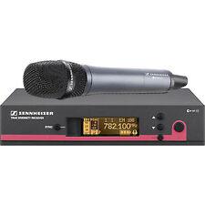 Sennheiser ew 135 G3 Wireless Handheld Microphone System with e 835 Mic - A