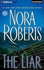 The Liar by Nora Roberts (2016, CD, Unabridged)