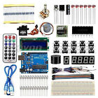 Ultimate Starter Kit for Arduino UNO R3 1602 LCD Servo Motor Breaddboard LED
