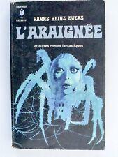 Marabout Fantastique 334 EWERS L'araignée