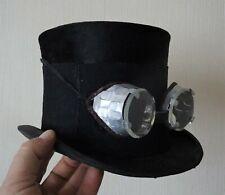 chapeau haut de forme steampunk ancien - trés déco