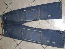 SUBLIME-JEAN-RG512-DROIT-TAILLE-40-NEW-MODEL-A-PIECES NEUF