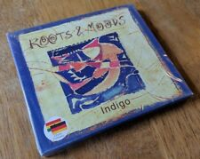 Roots & Moods Indigo CD - BRAND NEW & SEALED - Kelele Records - Germany - $3 S/H
