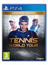 Tennis World Tour Legends Edition PlayStation 4 Ps4