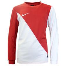 Camiseta de niño de 2 a 16 años manga larga color principal rojo