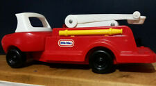 Little tikes fire engine 1980S  (0671-01)  ~ VINTAGE ~ RETRO ~ COLLECTABLE ~