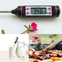 Digital  Kitchen Food Probe Cooking BBQ Meat Steak Water Wine Thermometer hot