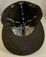 Greeneville Astros Black New Era Fitted Baseball Hat Minors MiBL Awesome 7 7/8""