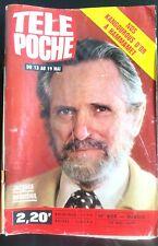 Télé Poche 10/05/1978; Jacques Dumesnil/ Roman-photo avec Yves Rénier