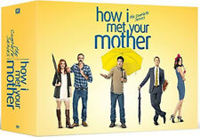 How I Met Your Mother: The Complete Series Season 1-9 (DVD 2017 28-Disc Box Set)