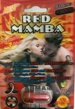 Red Mamba 18000 Extreme (Pack of 6) Sexual Enhancement Pills Made in U.S.A.