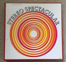 VARIOUS Stereo Spectacular 1975 UK Reader's Digest 8 X Vinyl LP Record BOX SET
