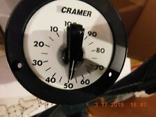 Cramer  561C-E TIMER  60 sec. Range 115/60Hz 20A