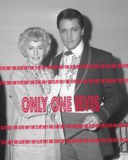"ELVIS PRESLEY in the Movies 1965 8x10 Photo ""FRANKIE & JOHNNY""  Barbara Stanwyck"