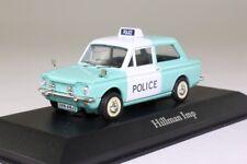 Rare 1/43 Hillman Imp Kent Police Atlas Lusanne Switzerland