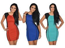 Cotton Blend Clubwear Dresses for Women