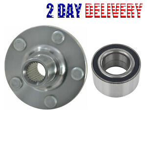 For Scion tC Front Wheel Hub & Bearing Assembly 2005-2010 2.4L l4