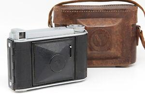 Voigtländer Bessa 66 w/Heliar 1:3,5 7,5cm - Case - Good vintage condition