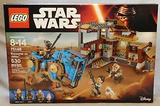 LEGO Star Wars - Encounter on Jakku 75148 - The Force Awakens - Rey - BB8