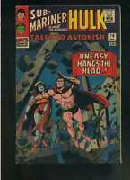 Tales to Astonish # 76 Fine- Marvel Comics Hulk Sub-Mariner  CBX36
