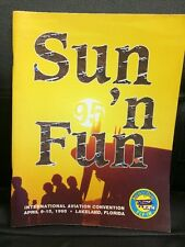 Sun 'n Fun Fly-In Airshow 1995 Event Program