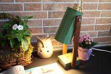 Lampada da tavolo da Scrivania Comodino vintage design retro' Lettura  Studio