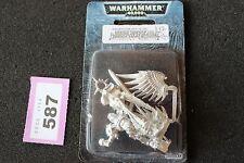 Games Workshop Warhammer 40k Blood Angels Sanguinor Exemplar the Host New Metal