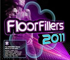 Floorfillers 2011 {Various Artists} Cd Brand New & Factory Sealed