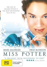MISS POTTER - RENEE ZELLWEGER - NEW & SEALED DVD FREE LOCAL POST