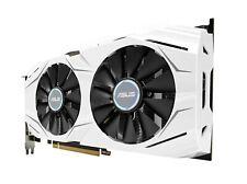 Asus Nvidia GeForce GTX1060 6GB DUAL OC Edition GDDR5 VR 4K Ready Graphics Card.