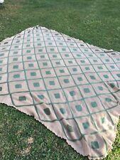 Copertina,coperta, plaid, letto, crochet ,uncinetto,granny square,picc vintage