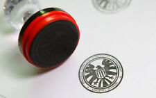 Agents of Shield S.H.I.E.L.D. Badge Stamp Photosensitive Seal