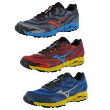 Mizuno Hombre Ondulación Kazan Zapatillas de Running Zapato
