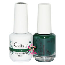 GELIXIR Soak Off Gel Polish Duo Set (Gel + Matching Lacquer) - 118