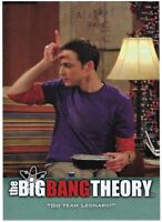2012 Cryptozoic THE BIG BANG THEORY Trading Card Set Seasons 3 & 4 Cards 1 - 68