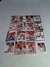*****Chris Terreri*****  Lot of 60 cards.....30 DIFFERENT / Hockey