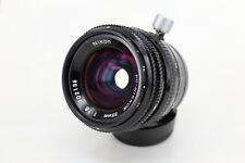 Nikon Nikkor 35mm F2.8 PC Shift Objektiv Lens