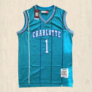 Muggsy Bogues Jersey for sale | eBay