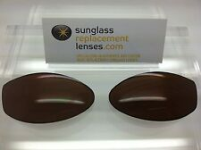 Arnette Swinger Non-Raised Logo Replacement Lenses Brown Non Polarized NEW!