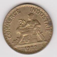 50 CENTIMES 1922 SUP