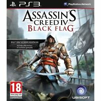 Assassin's Creed IV: Black Flag (Sony PlayStation 3, 2013)CHEAP PRICE FREE POST