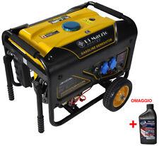 Generatore di corrente 2kw benzina-avviamento elettrico