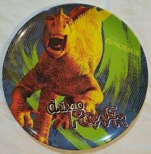 "ZAK! Designs Disney Dinosaur Dino Power  9"" Melamine Plate Used"