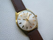 Beautiful Elegant Very rare Vintage POLJOT Men's dress watch from 1960's years!
