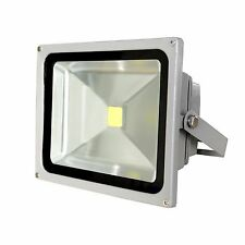 50W Led Flood Light Outdoor Waterproof Garden Light Landscape Cool White