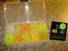 Chris Mulpagano's Signature Trout & Steelhead Beads 6mm Ten Color Bead Box