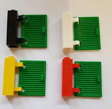 12V Eisenbahn TRAIN Grüne Türen 4552 7898 L R DOORS Lego 9V