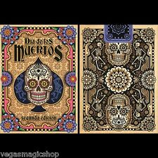Dia de los Muertos Original Unbranded Deck Playing Cards Poker Size USPCC 2nd Ed