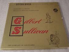 READER'S DIGEST GILBERT SULLIVAN COMPANY OF SAVOYARDS STEREOVOX SVBX 5251 MIKADO