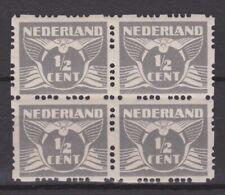 Roltanding 33 blok sheet MNH PF 1928 NVPH Netherlands Nederland syncopated